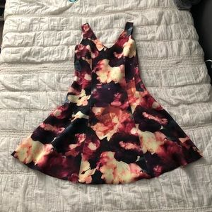 Homecoming Skater Dress